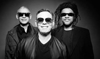 UB40 at Millennium Studios for Production Rehearsals